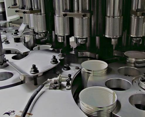 Rotating combination machine