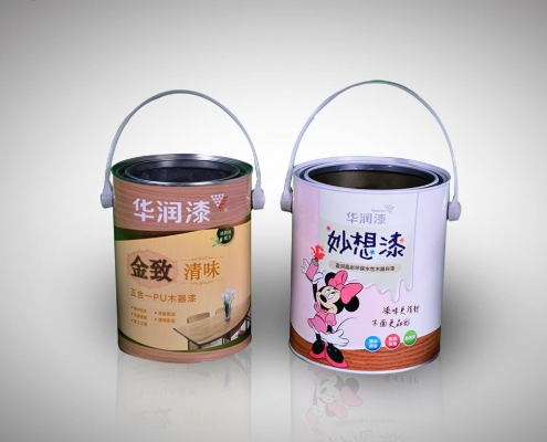 Full-Auto 0.1L-5L Round Can production Line application-4