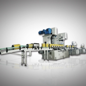 Full Auto 10-25L Round Drum Can Production Line-4