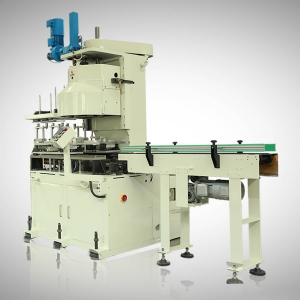 Full Auto 10-25L Round Drum Can Production Line-5