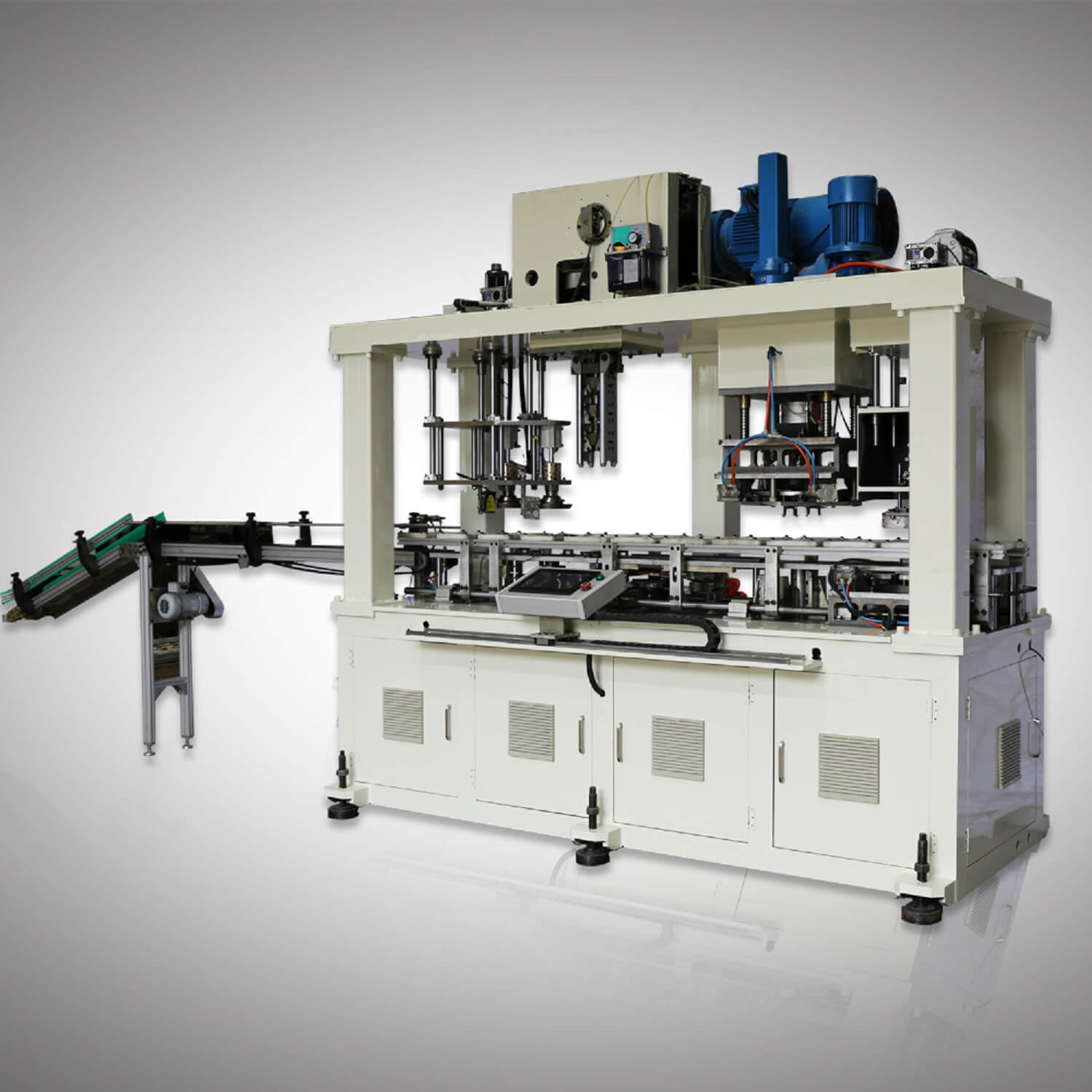 Full AutoCan 1-5L Rectangular Can Production Line-4