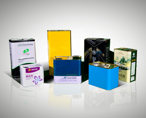 Full AutoCan Sealing Machine Series Application-1