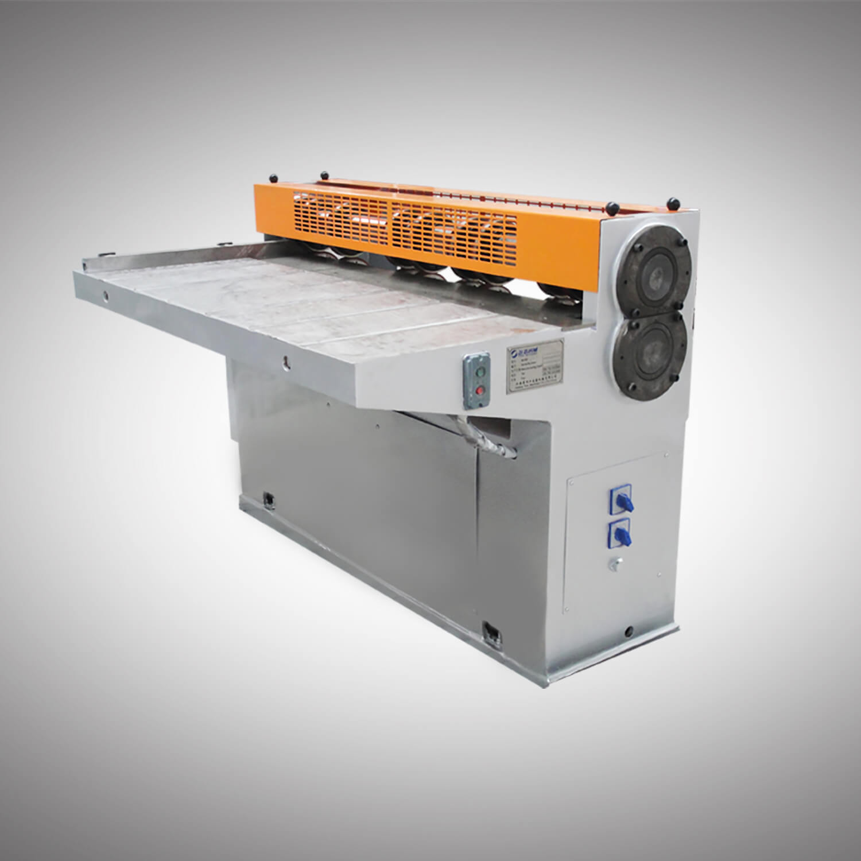 Semi Auto 1-5L Rectangular Can Production Line-1