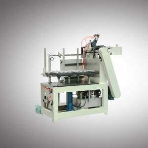 Semi Auto 1-5L Rectangular Can Production Line-2