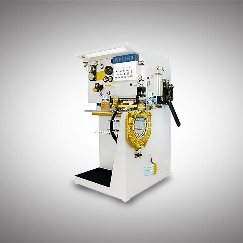 Semi Auto 1-5L Rectangular Can Production Line-3