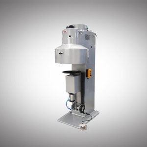 Semi Auto 10-25L Conical Round Can production line-6
