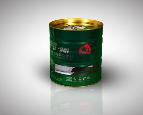 Semi Auto 10-25L Round Drum Can Production Line Application-4