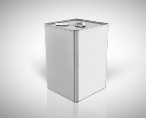 Semi Auto 10L-20L Square Can Production Line Application-1