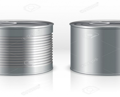 What Are Tin Cans Made Of
