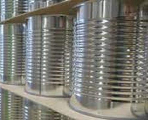 Why Tin Plated Steel is Used to Make Food Cans