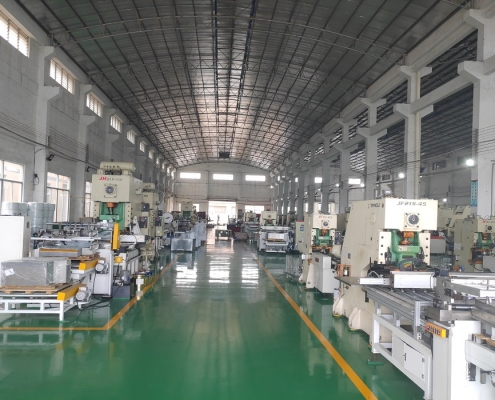 Three Piece Can Manufacturing Process